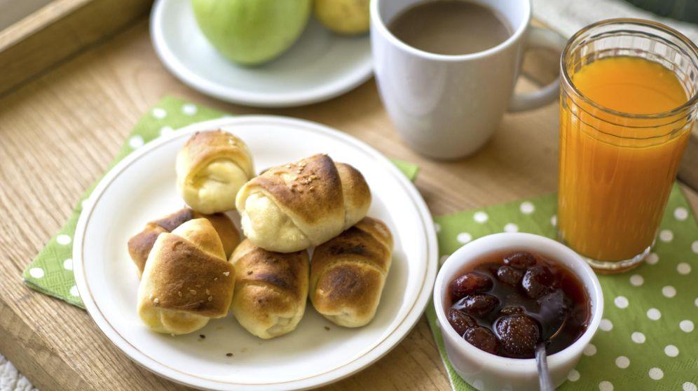 Foto: Este parece el típico desayuno saludable, pero no lo es. (iStock)