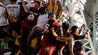 Más de 290 heridos en la procesión del Nazareno Negro en Manila