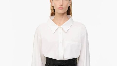 Camisa blanca y falda negra: Zara tiene el dúo más elegante