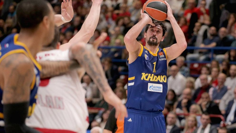 Alexey Shved o la fiebre del triple en el baloncesto (y del que se libra el Real Madrid)