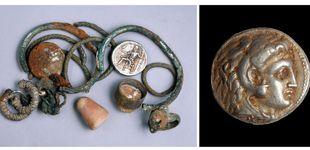 Post de Jeques, ricos y subastas: el misterio de las extrañas monedas de Alejandro Magno