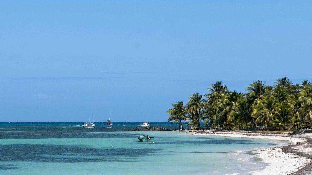 Foto: Islas del Maíz, en el Caribe de Nicaragua (EFE)
