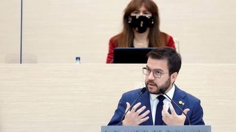 JxCAT se sacude la responsabilidad y Aragonès se opone a la tutela de Waterloo