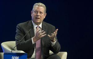 Al Gore acude al auxilio de las pymes españolas con financiación