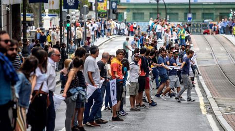 La ANC vasca se vale de la crisis sanitaria para propagar las firmas por el referéndum