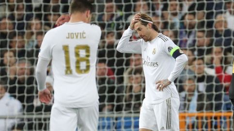 El Real Madrid y el 'déjà vu' de la pasada temporada: ¿qué le pasa al equipo?