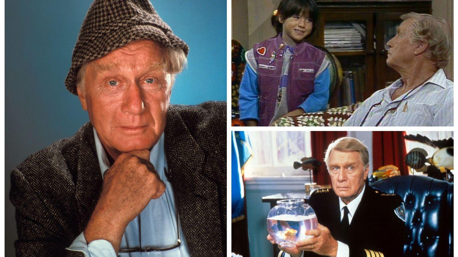 Muere george gaynes actor que daba vida henry el abuelo de punky brewster noticias de televisi n - Muere el abuelo de la casa de empenos ...