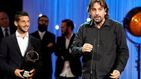 Isaki Lacuesta 'pesca' su segunda Concha de Oro con 'Entre dos aguas'