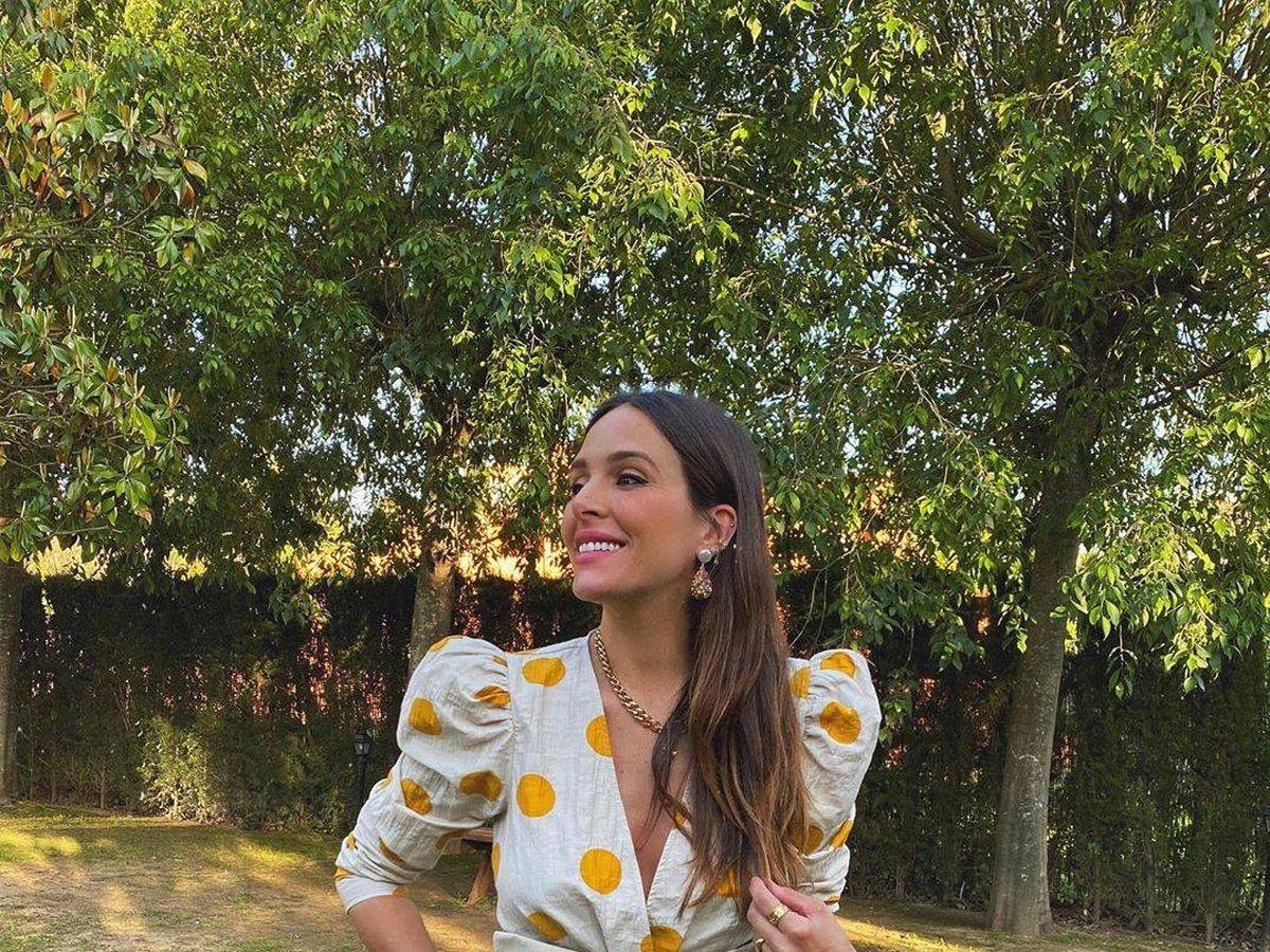 Foto: Rocío Osorno con la camisa de Zara. (Instagram @rocio0sorno)