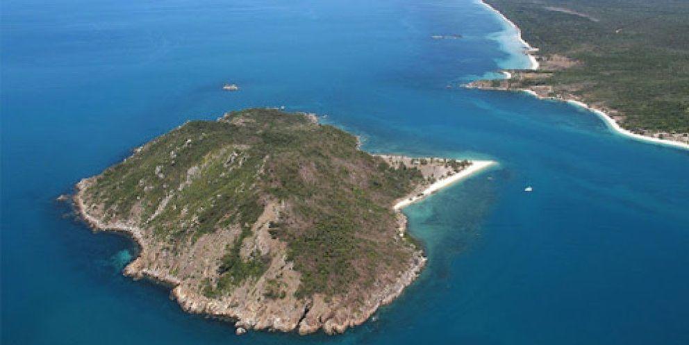Foto: El Robinson Crusoe australiano, obligado a marcharse de su isla