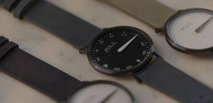 Post de Pole, el reloj con una sola aguja