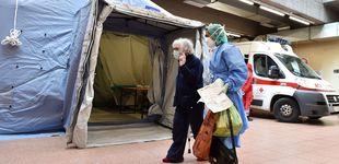 Post de Italia registra su cifra más baja de fallecidos desde el 19 de marzo