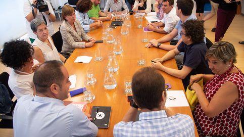 El PSN aplaza la negociación de la estructura de Gobierno tras el órdago de Podemos