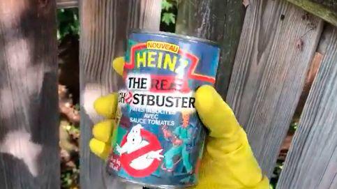 Abre una lata de conservas de 1992 y se encuentra lo que no esperaba