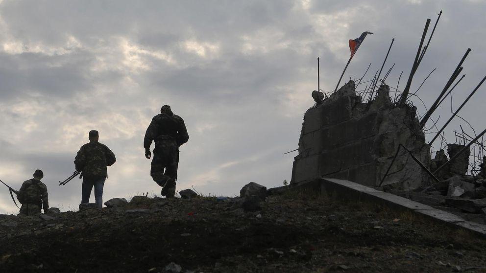 Hay miles de soldados y cientos de tanques extranjeros en Ucrania
