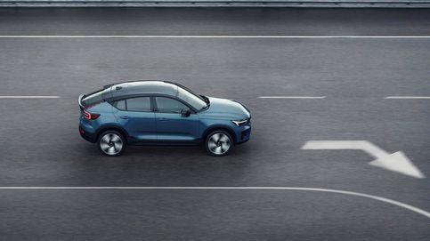 Volvo C40, el primer coche solo eléctrico de la marca sueca