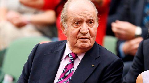El rey Juan Carlos reaparece bárbaro en Sanxenxo tras su operación