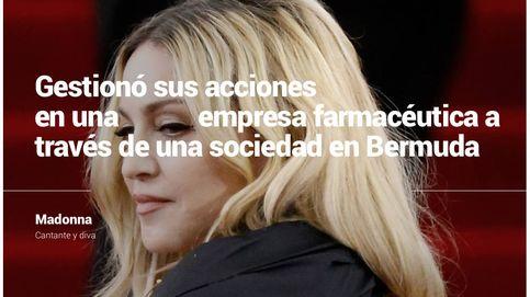 Madonna, implicada en los Paradise Papers por una sociedad en Bermudas