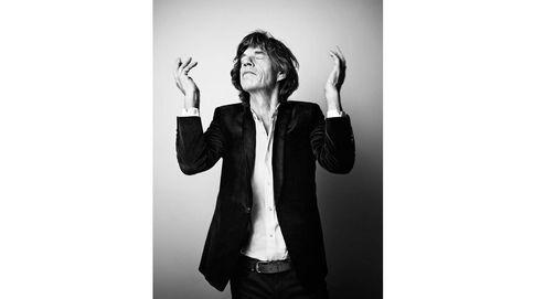 Mick Jagger, el rey del rock, portada de Gentleman septiembre