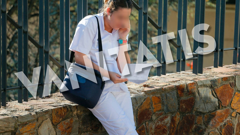 La enfermera de la cantante. (Vanitatis)