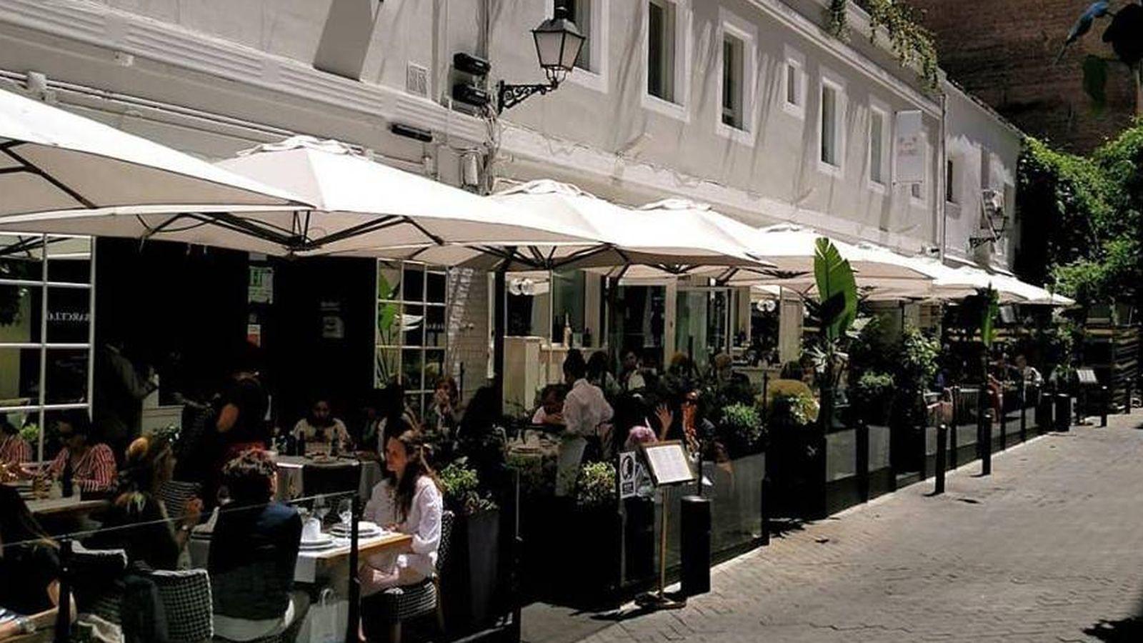 Restaurantes 7 Terrazas Que No Puedes Perderte En El