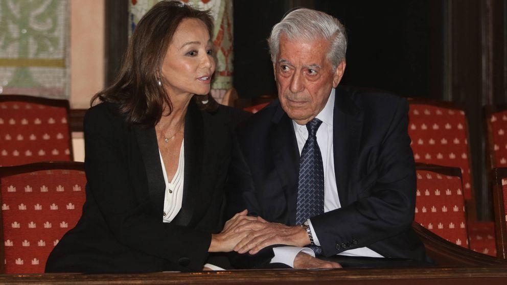 Preysler, la enfermera de Vargas Llosa en el accidentado viaje por Indonesia