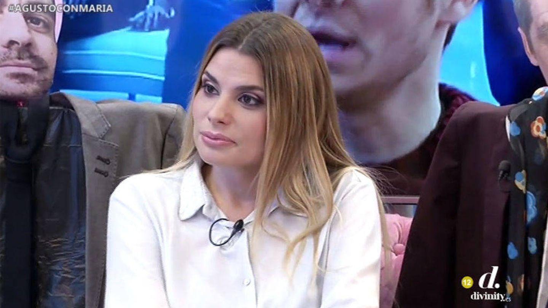 María Lapiedra en 'Cazamariposas'