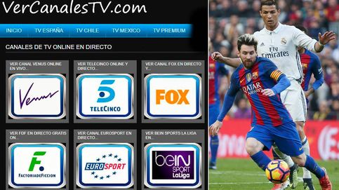 Adiós al chollo de Verliga: un juez cierra las dos webs de fútbol gratis con más usuarios