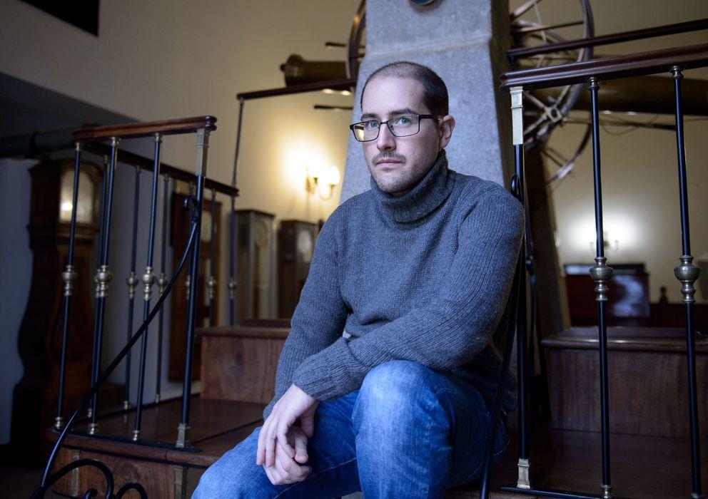 Foto: Miguel Santander-García (Foto: Daniel Muñoz)