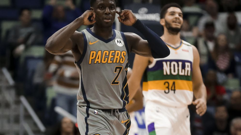 Foto: Darren Collison en un partido con los Pacers de la pasada temporada. (USA TODAY Sports)