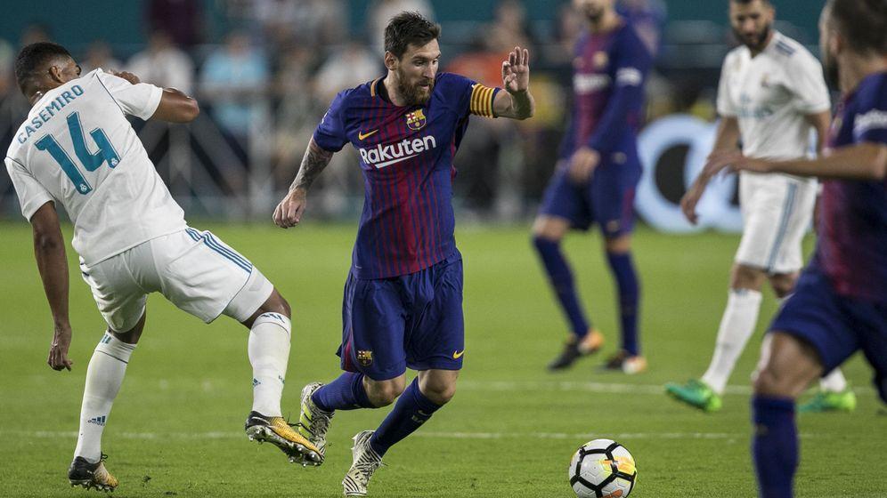 Foto: Real madrid - barcelona