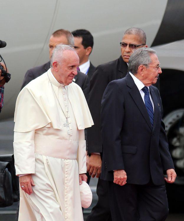 Foto: El papa alerta en Cuba de que el mundo vive en una atmósfera de tercera guerra mundial