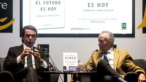 Aznar califica el independentismo de golpista y ve delito de rebelión