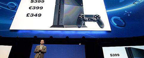 Foto: Llega PlayStation 4: 100 € más barata que la Xbox One y sin necesidad de internet