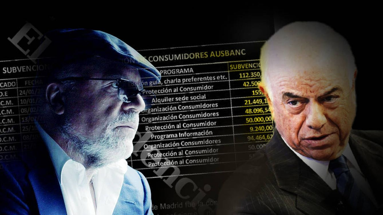 BBVA pagó al menos 211.750 euros a Villarejo para investigar al presidente de Ausbanc