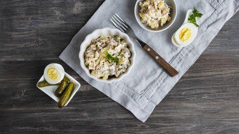 Ensalada de patata y atún, vuelve un clásico del buen tiempo