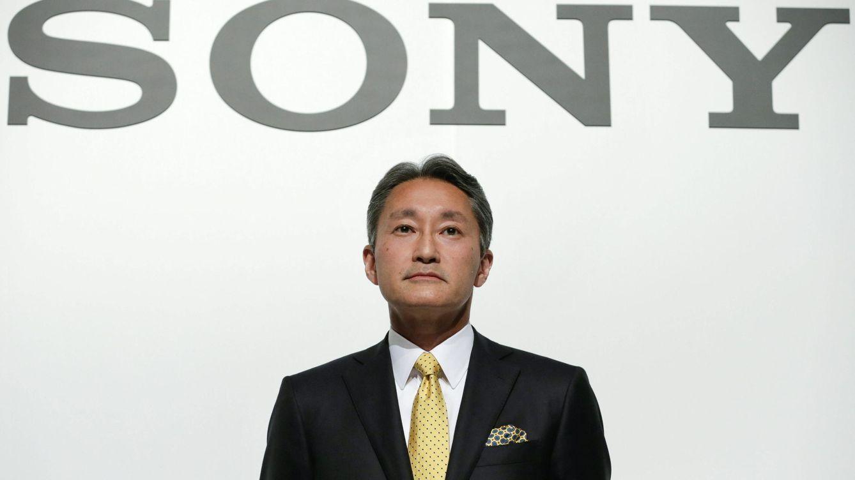 Foto: El presidente de Sony, Kazuo Hirai, ha anunciado hoy la estrategia fiscal de la compañía para los próximos años (EFE/Kimimasa Mayama)