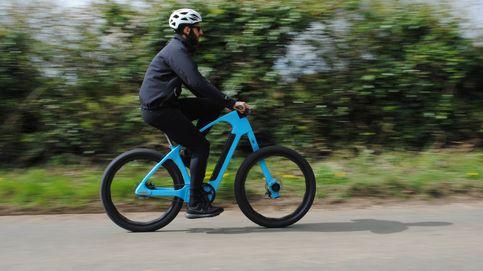 La bici gallega diseñada con materiales de la F1 que es (casi) imposible que te roben