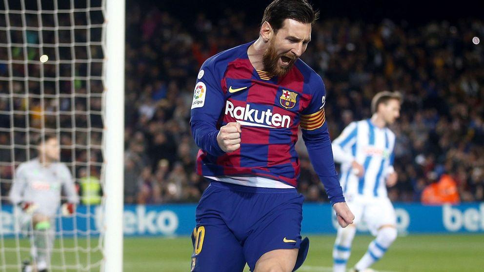 El VAR rescata al Barcelona, Setién termina muy contento y Alba se cabrea con la afición