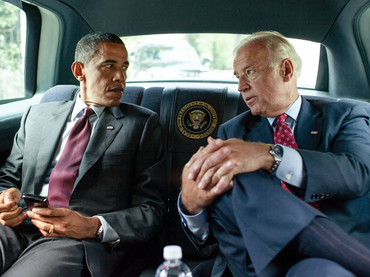 Foto: Barack Obama y Joe Biden.