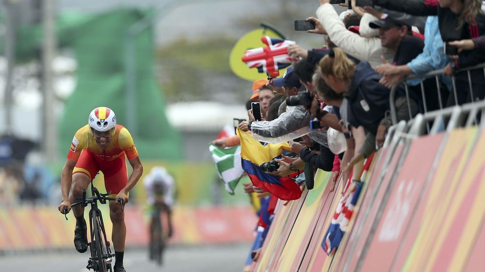 Foto: Cycling road - men's individual time trial