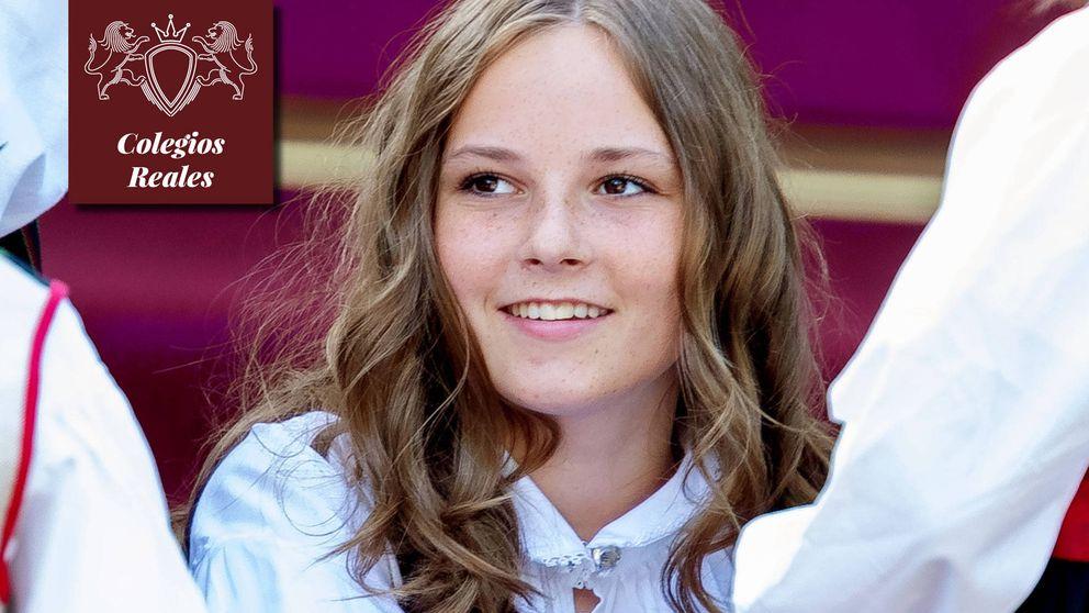 Ingrid, heredera noruega, estudia en un privado pese a las fuertes críticas