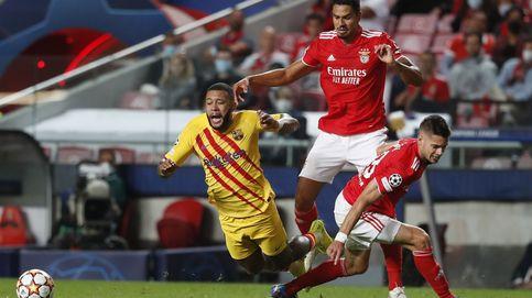 Pesadilla del Barça en Lisboa (3-0): colista de grupo y Koeman, de nuevo en el alambre