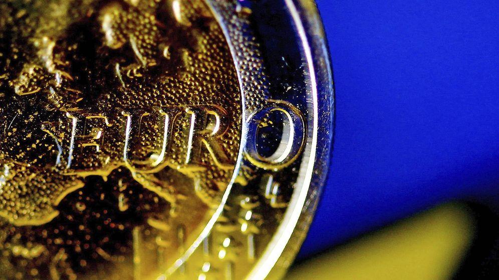 Foto: Detalle de una moneda de euro. (EFE)