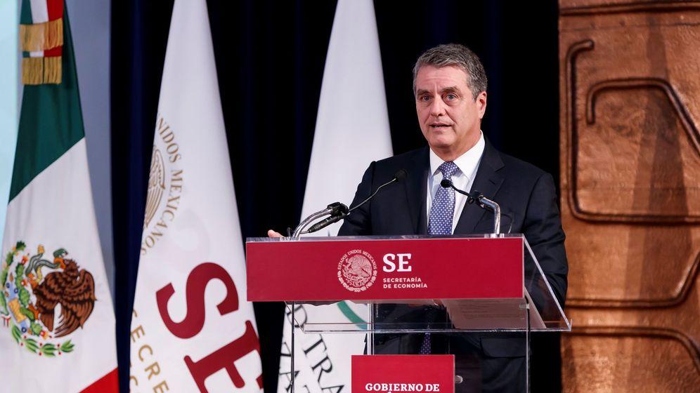 Foto: El director general de la Organización Mundial de Comercio (OMC), Roberto Azevedo. (Reuters)
