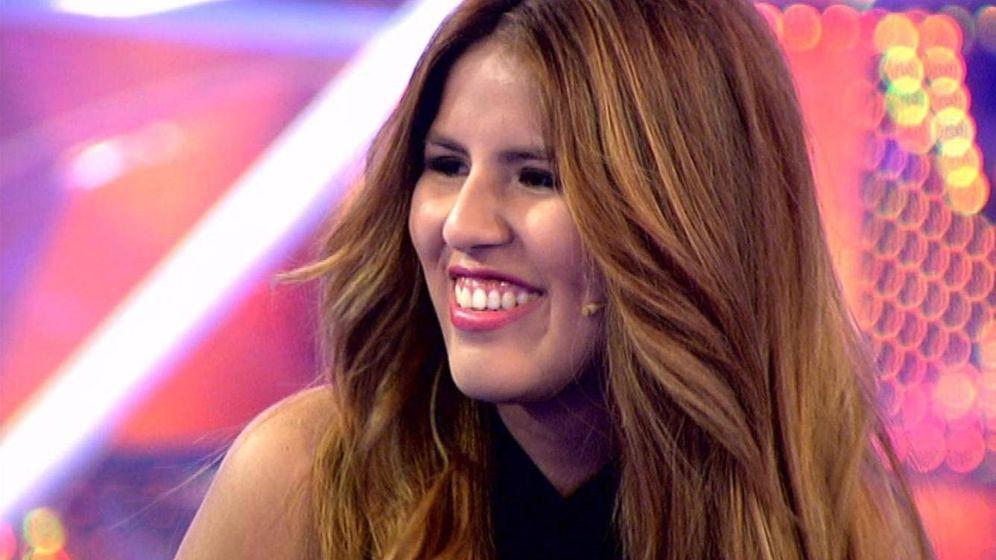 Foto: Chabelita en un programa de Telecinco. (Gtres)