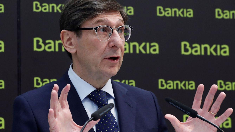 Bankia pone en cuarentena su megadividendo de 1.800M por el Covid-19