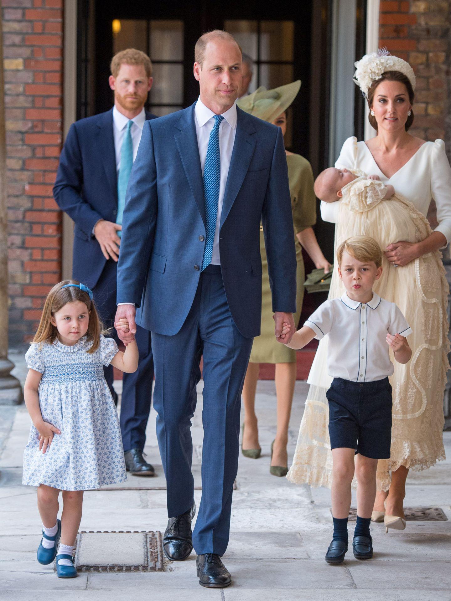 La familia Cambridge. (Reuters)