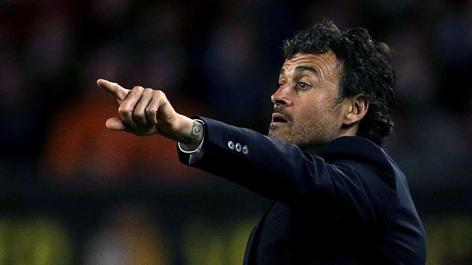 Foto: El Barcelona de Luis Enrique está firmando unos números espectaculares (EFE)