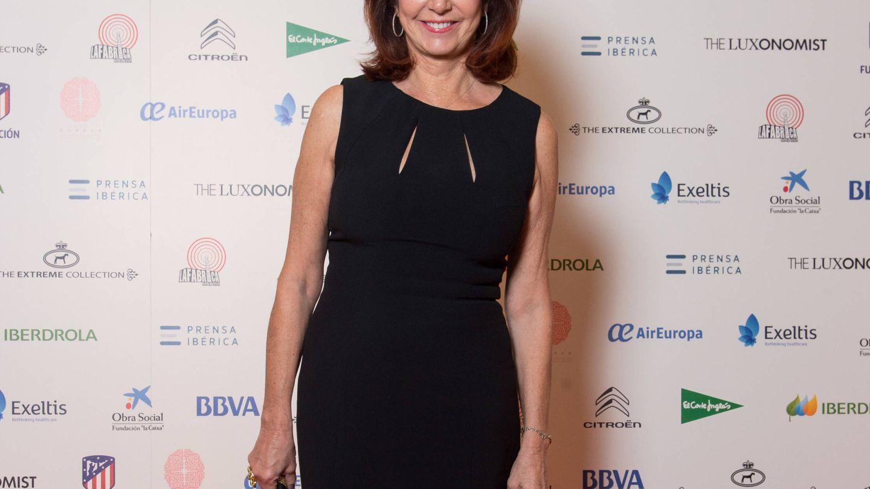 Ana Rosa Quintana, otra de las invitadas. (Fundación Querer)